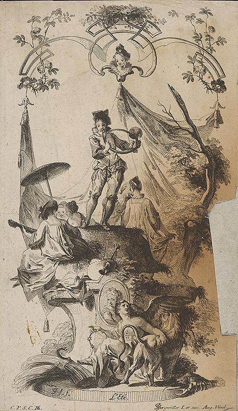 Johann Georg Bergmüller - Leto