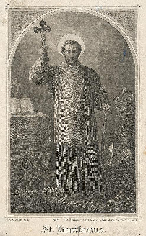 Carl Mayer, Ferdinand Rothbart – Svätý Bonifác