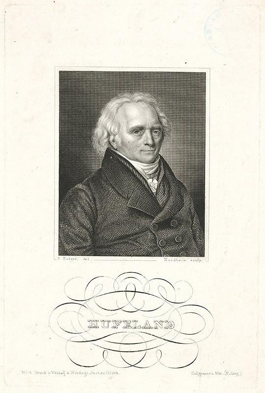 Johann Georg Nordheim, Franz Krüger – Hufeland