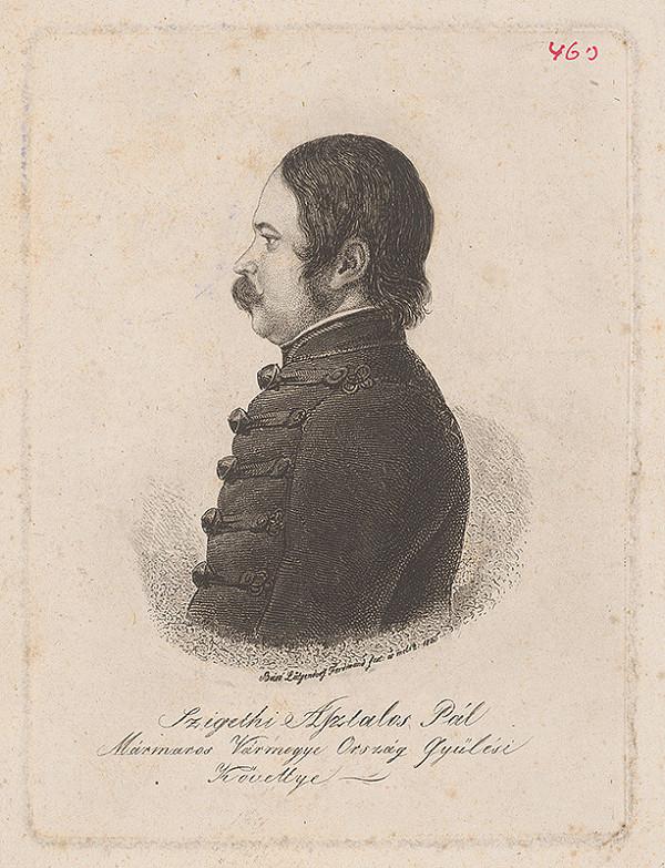 Ferdinand Karl Theodor Lütgendorff - Portrét Pavla Asztalosa