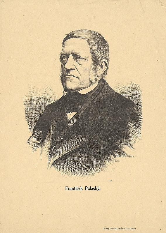 Stredoeurópsky grafik z 19. storočia – František Palacký