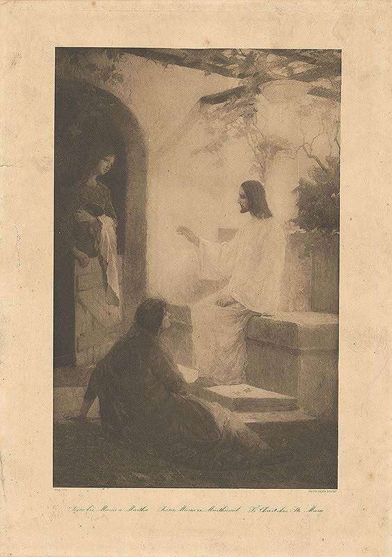 Ritta Boemmová, Kálmán Könyves – Kristus u Marty a Márie