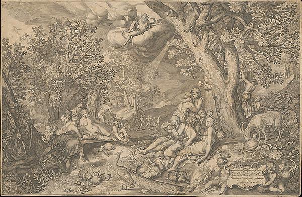 Stredoeurópsky grafik z 18. storočia – Zlatý vek