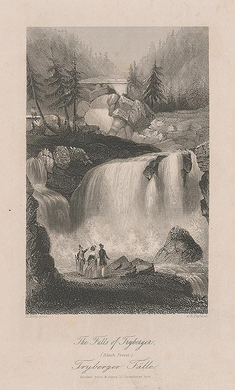Albert Henry Payne, H. Bioby - Trybergský vodopád