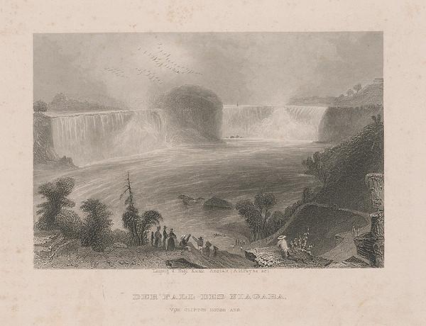 Albert Henry Payne – Niagarský vodopád