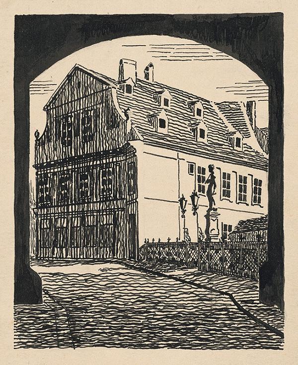 Stredoeurópsky kresliar z 1. polovice 20. storočia – Dom Schmidthansel v Bratislave