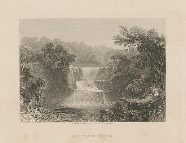 Albert Henry Payne – Clydský vodopád
