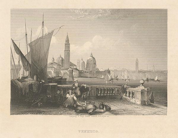 Albert Henry Payne – Benátky