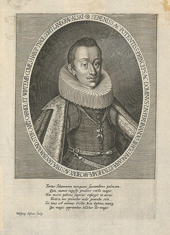 Wolfgang Kilian - Cisár Ferdinand III.