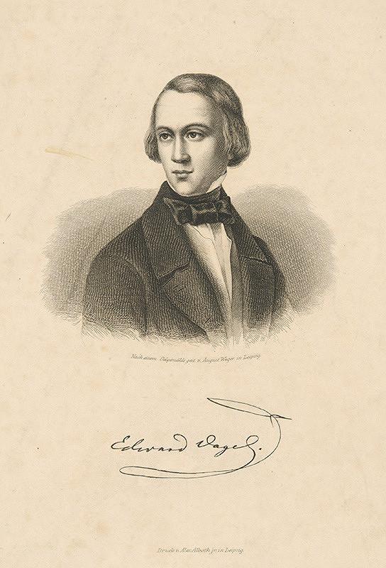 August Weger – Eduard Vogel