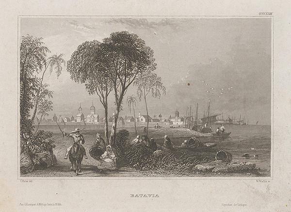 William Wallis, Carl Reiss - Batavia
