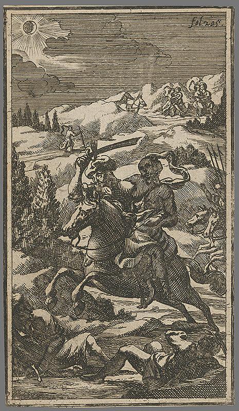 Stredoeurópsky autor z 18. storočia - Protiturecký námet