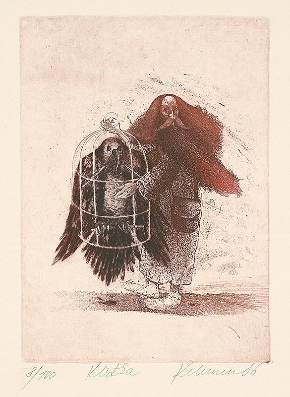 Ján Kelemen - Klietka