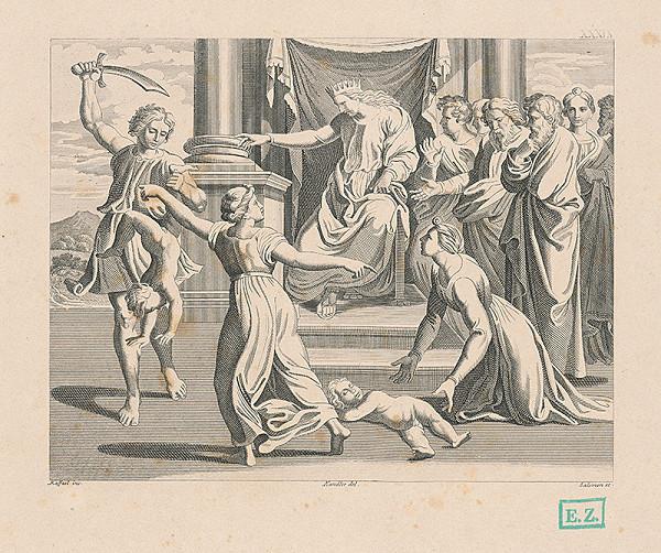Raffael, Wilhelm Kandler – Šalamúnov rozsudok