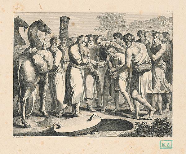 Wiesner, Raffael, Wilhelm Kandler – Jozefa predávajú bratia arabským kupcom