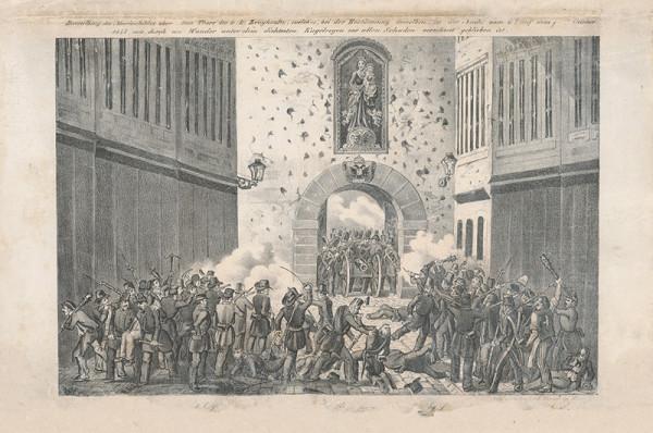 Fritz Werner - Revolúcia 1848