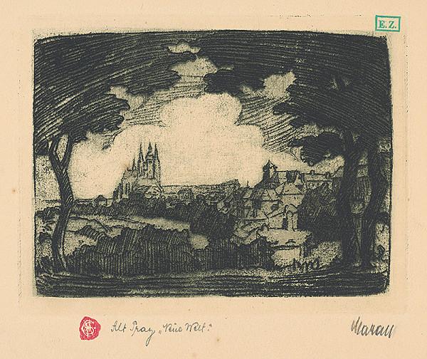 S. G. Maran – Stará Praha - Nový svet