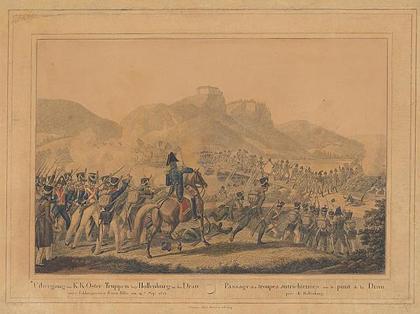 Raht, Johann Adam Klein – Bitka pri Hollenburgu 19. septembra 1813