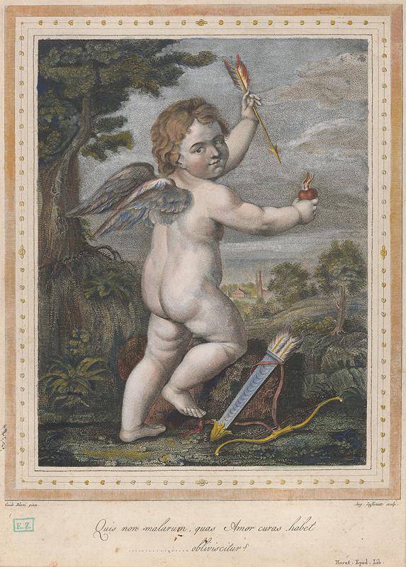 Angelo Zaffonato, Guido Reni – Amorko so šípom