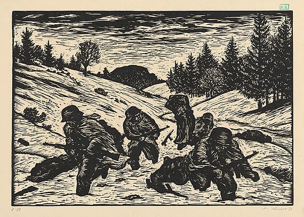 Alojz Klimo - Nemci na úteku