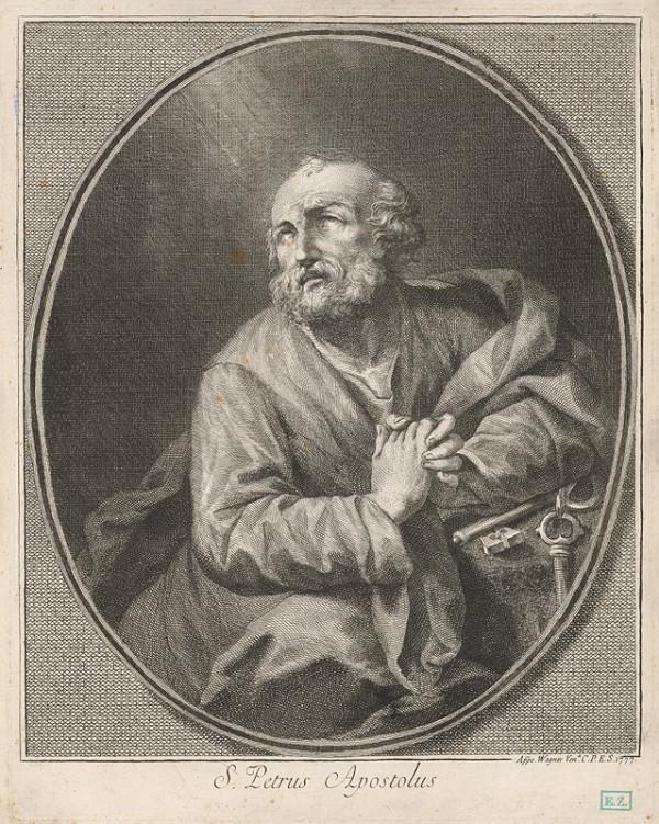Joseph Wagner – Svätý Peter apoštol