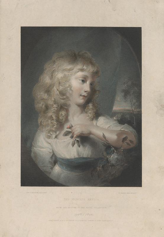 Robert Graves, Thomas Lawrence – Princezná Amélia
