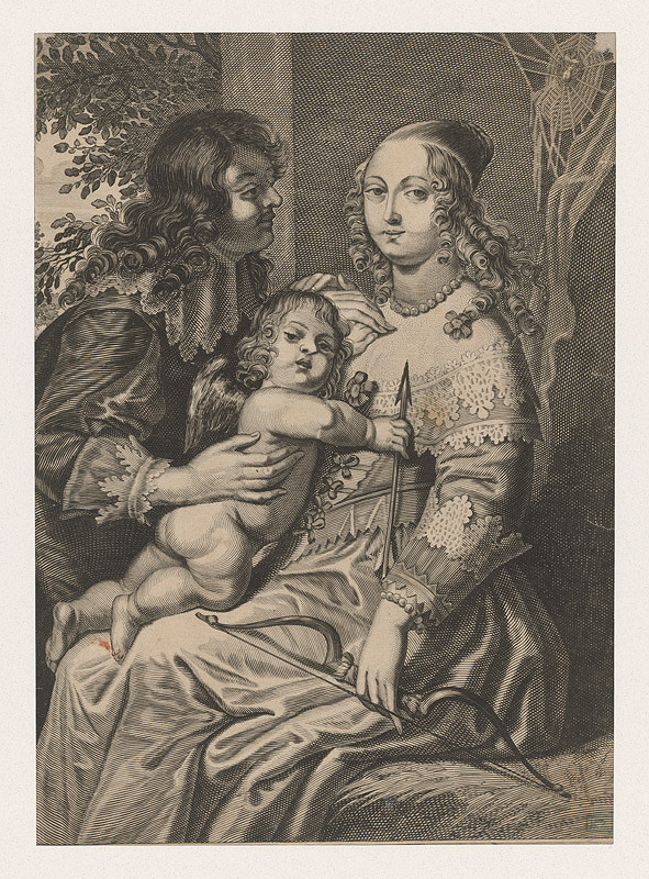 Giovanni Temini – Alegória lásky
