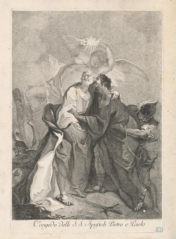 Ch. Malperschy – Svätý Peter a svätý Pavol