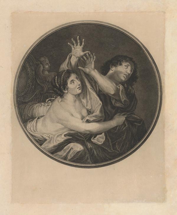 Stredoeurópsky grafik – Jozef a Putifarova žena