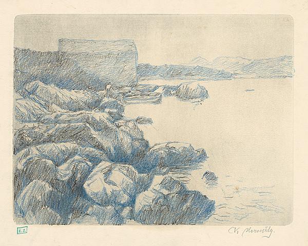 Viktor Hermély - Krajina pri mori