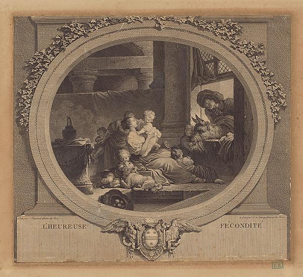 Nicolas Launay, Jean-Honoré Fragonard – Plody šťastia