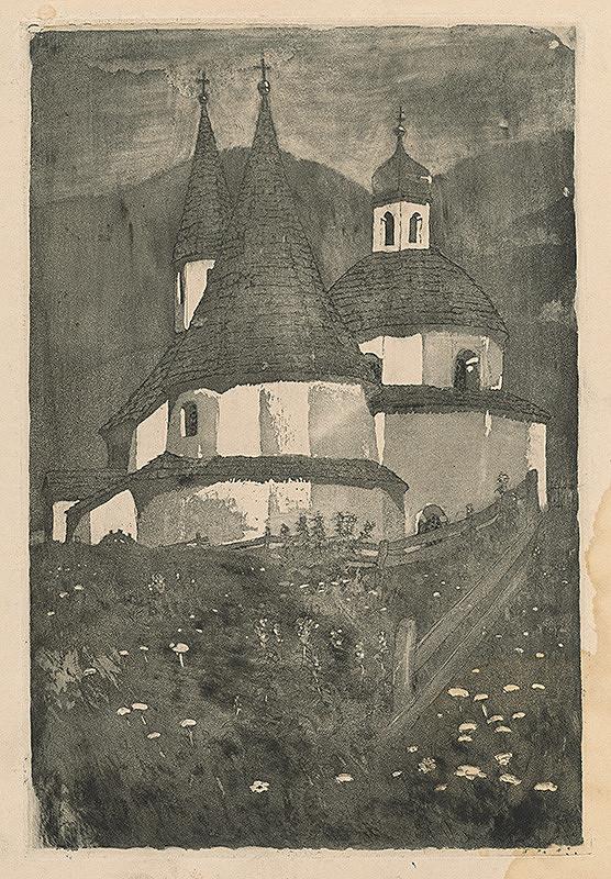 Ján Thain - Grabkapelle