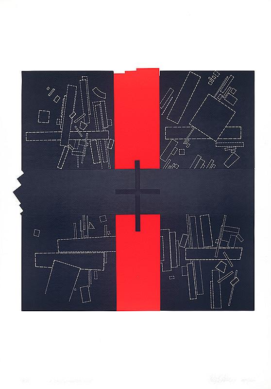 Rudolf Sikora - Z cyklu Malevičov hrob