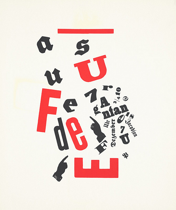 Lajos Kassák, Pesti Műhely – Typografia