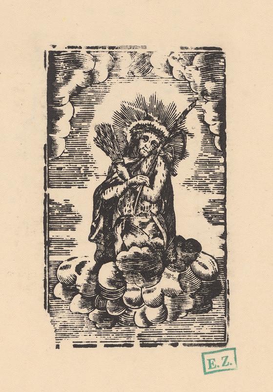 Kopista ilustrácií modlitebných zborníkov Martina von Cochem – Ecce homo