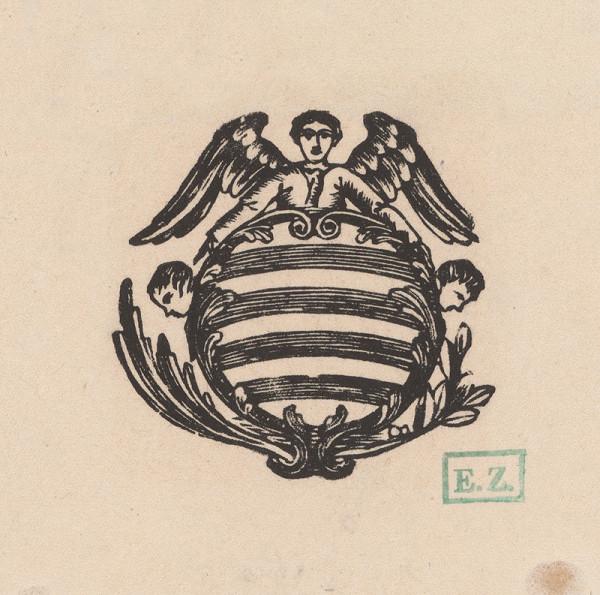 Remeselný grafik – Kartuša so znakom Banskej Bystrice