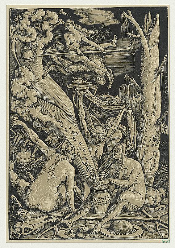 Hans Baldung – Čarodejnice