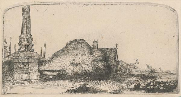 Rembrandt van Rijn - Obelisk