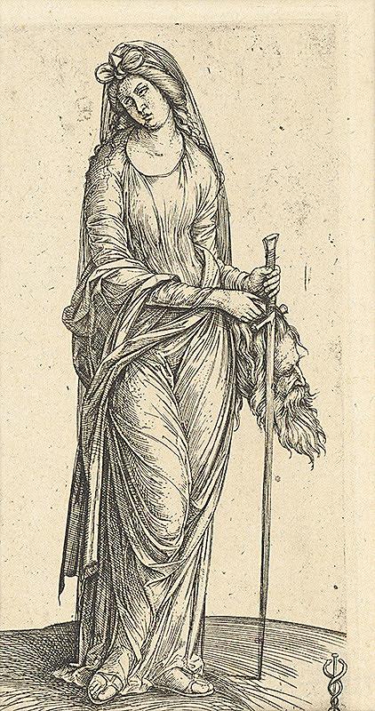 Jacopo de' Barbari - Judita