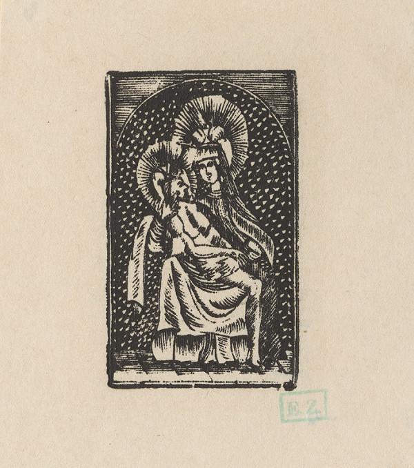 Provinční grafici obľubujúci bodkované pozadie – Bolestná Matka Božia v kláštore františkánov