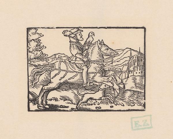 Kopisti, Hans Brosamer - Fortunátus uteká z Flanderska pred hrozbou vykastrovania