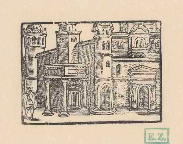 Kopisti, Hans Brosamer - Fortunátov palác na Cypre