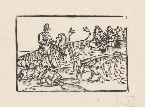 Profesionálny rezač štočkov, Hans Wolff Glaser, Wolfgang Strauch, Hans Weigel - O levovi a pastierovi