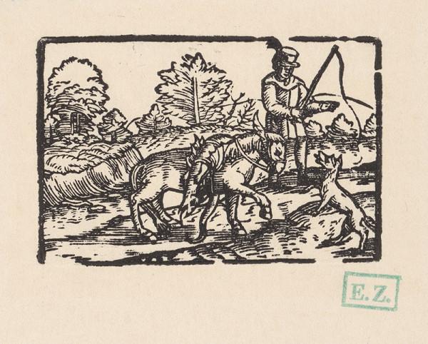 Profesionálny rezač štočkov, Hans Wolff Glaser, Wolfgang Strauch, Hans Weigel - O drakovi a sedliakovi