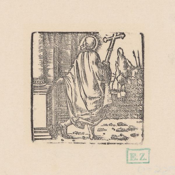 Grafik, Hans Springinklee, Erhard Schön - Svätý Filip apoštol