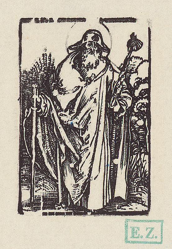Albrecht Dürer – Svätý Jakub Starší