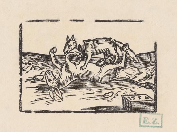 Profesionálny rezač štočkov, Hans Wolff Glaser, Wolfgang Strauch, Hans Weigel – O chorom somárovi a vlkovi