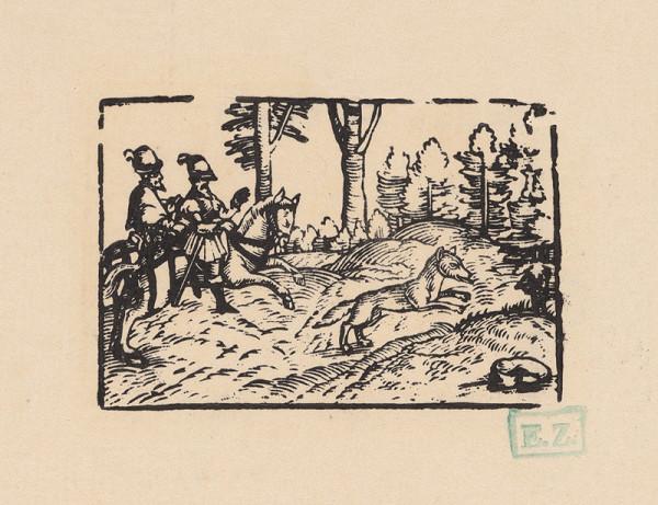 Profesionálny rezač štočkov, Hans Wolff Glaser, Wolfgang Strauch, Hans Weigel – O rytierovi,jeho paholkovi a líške