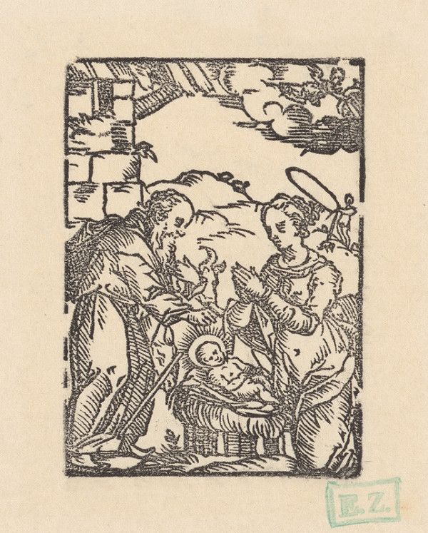 Ilustrátor zdôrazňujúci objem, Jan Willenberger, Virgil Solis ml. - Narodenie