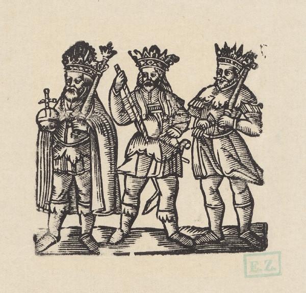 Jan Willenberger – Rímsky cisár Jovián, králi Alexander a Ľudovít